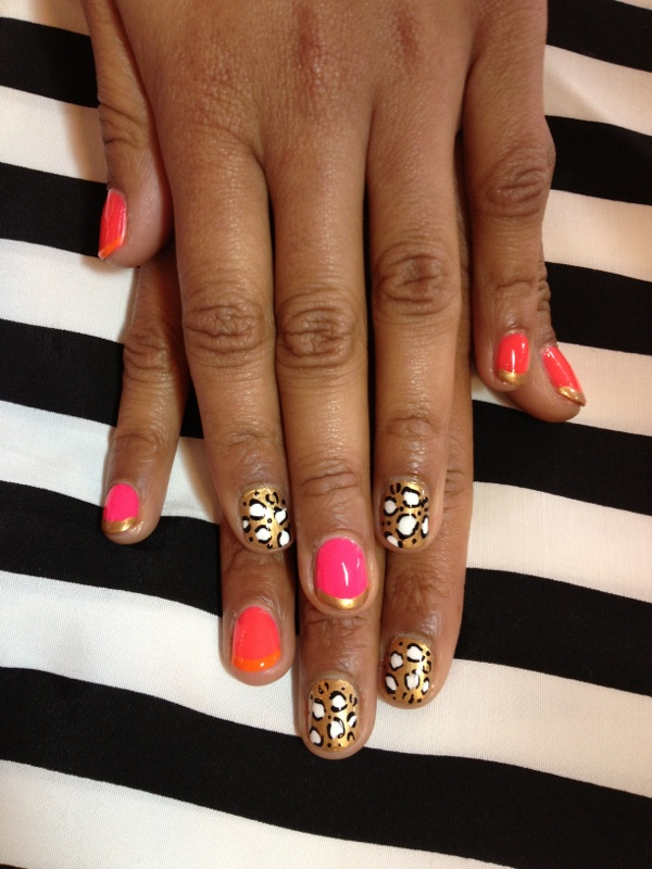 I Scream Nails Nail Art On Steroids The Life Collective